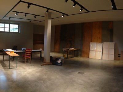 Das Atelier A.I.R. arlberg1800 St. Christoph 2017