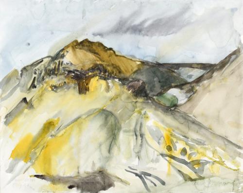 Zwischen Eldgiá und Landmannalaugar (Islandreise 1986 # 6)