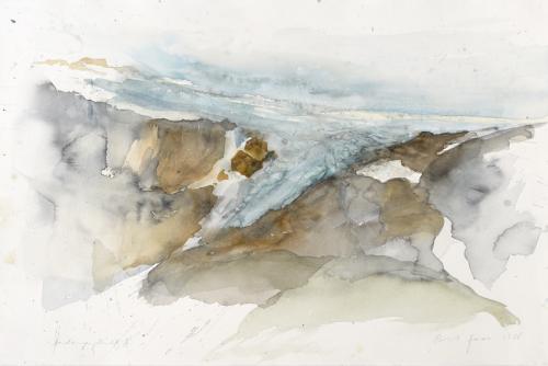 Hardangerjökull III, 1997