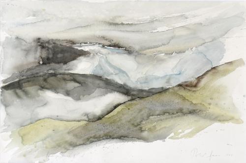 Hardangerjökull II,  1997
