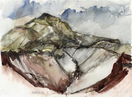 o.T. (Islandreise 1984 # 5)