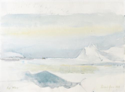 Kap Mitra (Spitzbergen), 1987