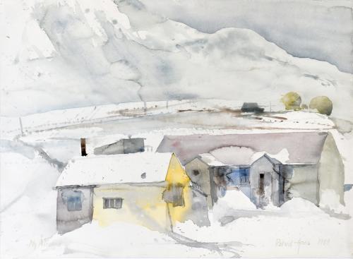 Ny Ålesund (Spitzbergen), 1987