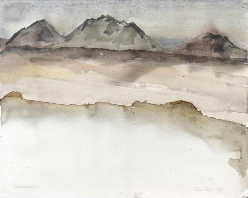 Ódáðahraun (Islandreise 1984 # 19)