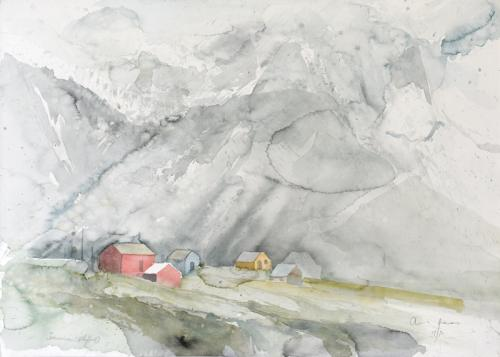 Samuelsnes, Øksfjord, 1990