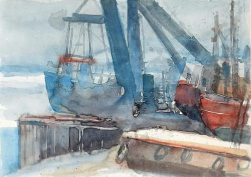 Ilulissat I, 1996